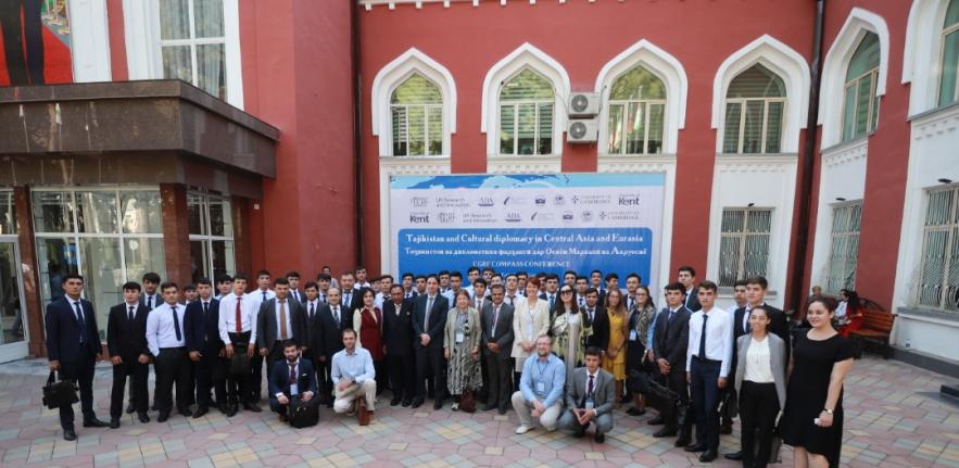 Tajikistan and Cultural Diplomacy in Central Asia and Eurasia, Dushanbe, Tajikistan