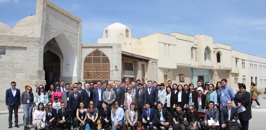 GCRF COMPASS Workshop on Research in Action, Bukhara, Uzbekistan 8-11 April 2019