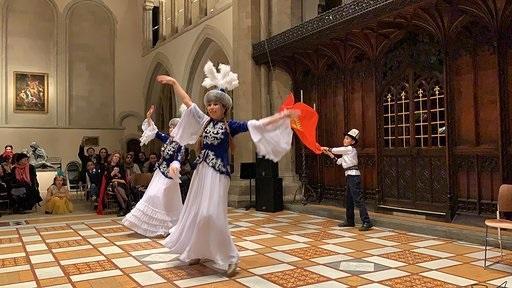 Kyrgyz Dance 2019